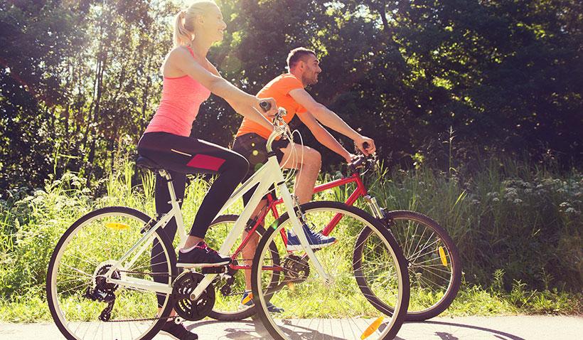 Montera nya cykeldelar på din cykel